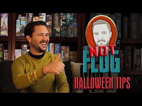 NOT The Flog: Halloween Tips - HALLOWEEK