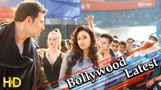 EXCLUSIVE The Shaukeens Blog - Akshay Kumar plays a prank on Yuvika Chaudhary - HUNGAMA