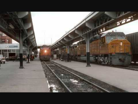 Union Pacific Song Slideshow