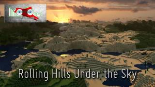 Royalty Free :Rolling Hills Under the Sky