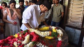 Celebrities Pays Homage To Actor Gundu Hanumantha Rao | TFPC - TFPC