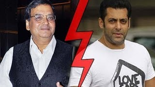 Why Salman Khan rejected Subhash Ghai ?
