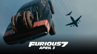 فيلم Fast and Furious 7 بجميع دور العرض 4 أبريل