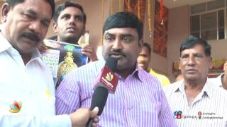 Nandamuri Yuvasena calendar launch & Gautamiputra Satakarni release celebrations @ Bhramarambha,Hyd - IGTELUGU