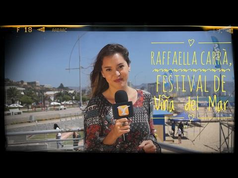 Raffaella Carrà, un gran recuerdo del Festival de Viña del Mar