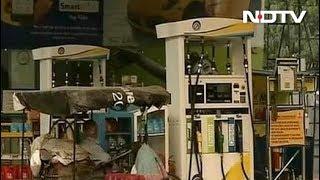 दिल्ली में चार सौ पेट्रोल पंप हड़ताल पर - NDTVINDIA