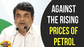 RPN Singh Said that All Parties will Protest Against the rising prices of Petrol and Disel - MANGONEWS