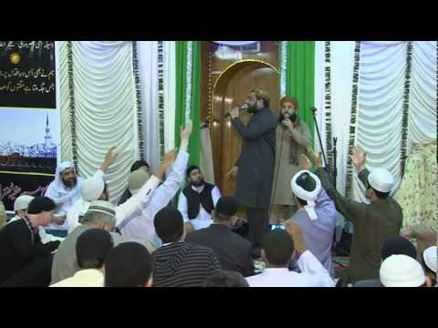 Qari Shahid Mahmood - Mera Murshid Sohna With Sajid Qadri - Sheffield 2012 - Exclusive