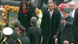 US President Barack Obama to witness Republic Day - TIMESNOWONLINE