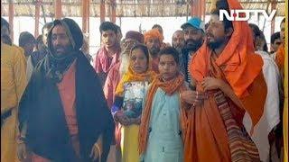 कुंभ में शहीदों को नमन, एक पंडाल शहीदों को समर्पित - NDTVINDIA