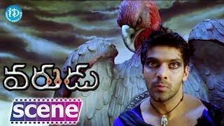 Varudu Movie Scenes - Karuna Bhushan Reveals The Past Of Bhanusri Mehra || Allu Arjun - IDREAMMOVIES