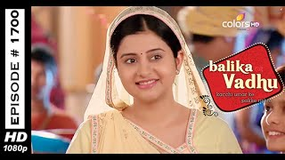 Balika Vadhu : Episode 1692 - 30th September 2014