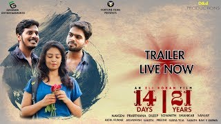 14 | 21 || Latest Telugu ShortFilm 2017 Trailer || Directed By Eli Rohan || Fortune Films - YOUTUBE