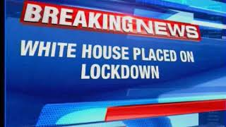 White House placed on lockdown over a suspicious package - NEWSXLIVE