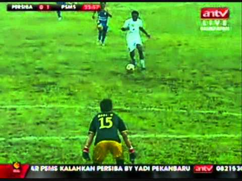 2011-12 Indonesia Super League - 4 May 2012 - Persiba Balikpapan vs PSMS Medan