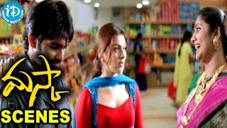 Maska Movie - Ram, Hansika, Sheela, Sunil, Brahmanandam Best Scene - IDREAMMOVIES