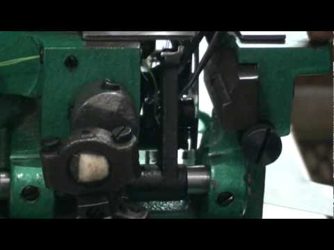 Overlock Semi-Industrial Enhebrado Paso 2 en MAQUINERIA BEIRO