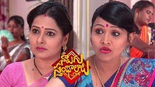 Nalugu Stambalata Serial Promo - 18th February 2019 - Nalugu Stambalata Telugu Serial - Mallemalatv - MALLEMALATV