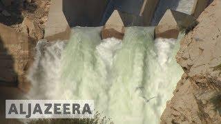 Iran-Iraq quake damages Iraq's Diyala River dam - ALJAZEERAENGLISH