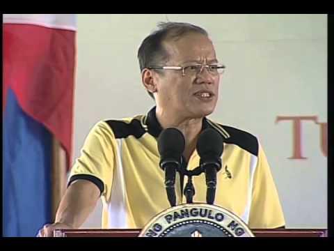 Inauguration of the Ninoy Aquino Bridge (Speech) 8/18/2014