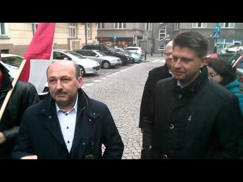 """""""Będziemy wszędzie"""" - grozi sekretarz generalny partii KORWiN."""