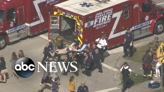 17 confirmed dead in Florida school shooting, suspect in custody - ABCNEWS