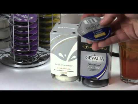 How to make Iced Tea and Iced Coffee with Tassimo T Discs
