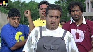 Gullu Dada and Akbar Bin Tabbar Comedy Scenes Back to Back | Thriller Hyderabadi Movie Comedy - SRIBALAJIMOVIES
