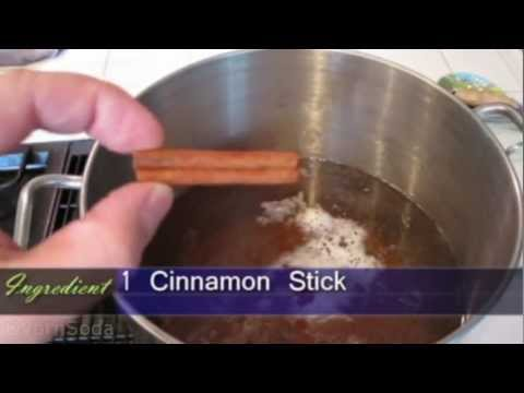 How to make craft brewed root beer from scratch. No Extracts!