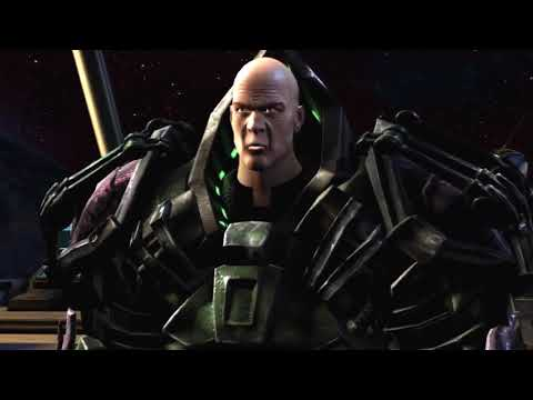 Injustice Gods Among Us Gameplay Walkthrough Part 1 - Intro - Chapter 1