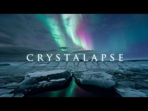 Crystalapse - Frozen in Timelapse