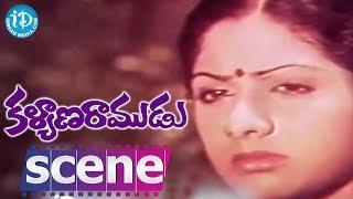 Kalyana Ramudu Movie Scenes - Sridevi Refuses To Marry Kamal Haasan || VS Raghavan || Ilayaraja - IDREAMMOVIES