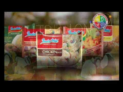 Indomie Instant Noodles Classroom Nutrition Video