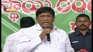 TRS MP Vinod Kumar Speech at Sheep Distribution Programme in Sircilla | CVR News - CVRNEWSOFFICIAL