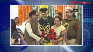 video : आनंदीबेन पटेल ने ली मध्य प्रदेश के राज्यपाल पद की शपथ