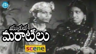 Mugguru Maratilu Movie Scenes - Kamala Plans To Send Three Brothers Out || CH Narayana Rao - IDREAMMOVIES