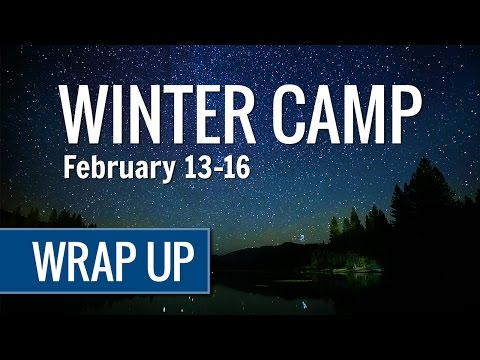 Hume 2015 - Winter Camp, Feb. 13-16: Wrap Up