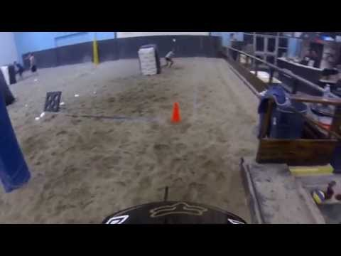 Archery Tag Vancouver at 6Pack Indoor Beach