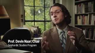 Thinking Forward with Jewish Studies: Devin Naar