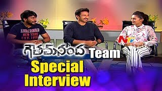 Goutham Nanda Movie Team Special Interview || Gopichand, Hansika, Catherine || NTV - NTVTELUGUHD