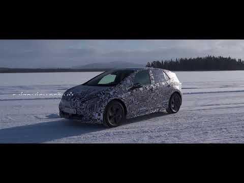 Autoperiskop.cz  – Výjimečný pohled na auta - První elektromobil CUPRA, při -30 °C