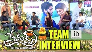 Premam team Dasara Special Interview - idlebrain.com - IDLEBRAINLIVE