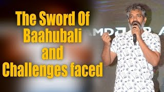 SS Rajamouli about VR Film, The Sword of Baahubali, at World of Baahubali Event || #Worldofbaahubali - IGTELUGU