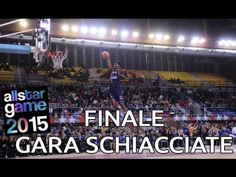 All Star Game 2015 - La finale della gara delle schiacciate
