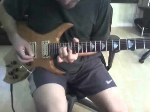 B.C. Rich Bich - Vintage USA Handmade - Jamming Kiss Songs