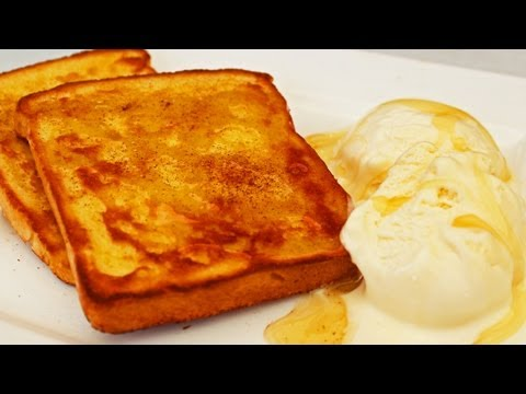 How To Make French Toast - Sweet Version Video Recipe
