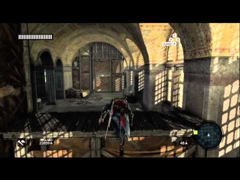 Assassin's Creed: Revelations - Secret Location: Hagia Sophia's Secret