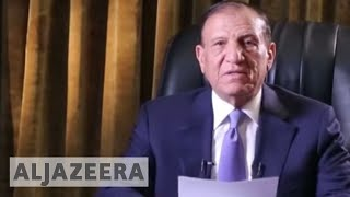 🇪🇬 Egypt's military arrests presidential hopeful Sami Anan - ALJAZEERAENGLISH