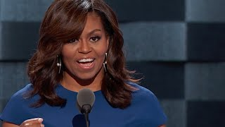 Highlights Of Michelle Obama's 2016 DNC Speech - THEONION