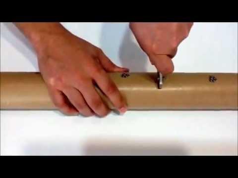 Video de como hacer un telescopio sencillo